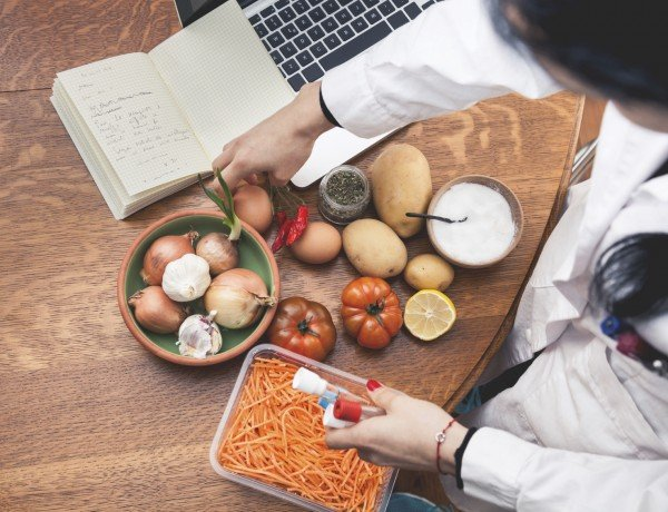 oncology certified registered dietitian at work