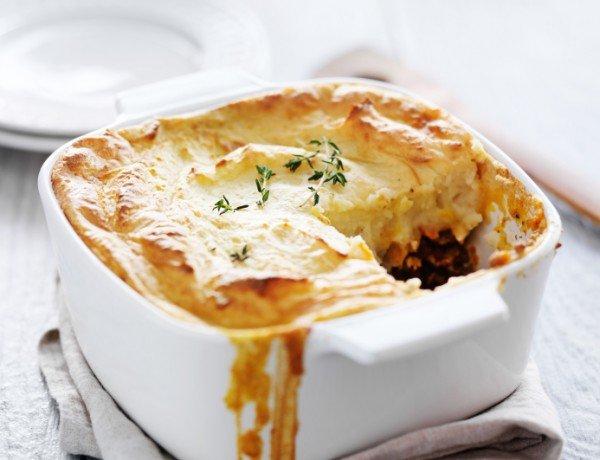 delicious mashed potato casserole