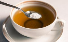 artificial sweeteners can cause gas, bloating, and other digestive issues