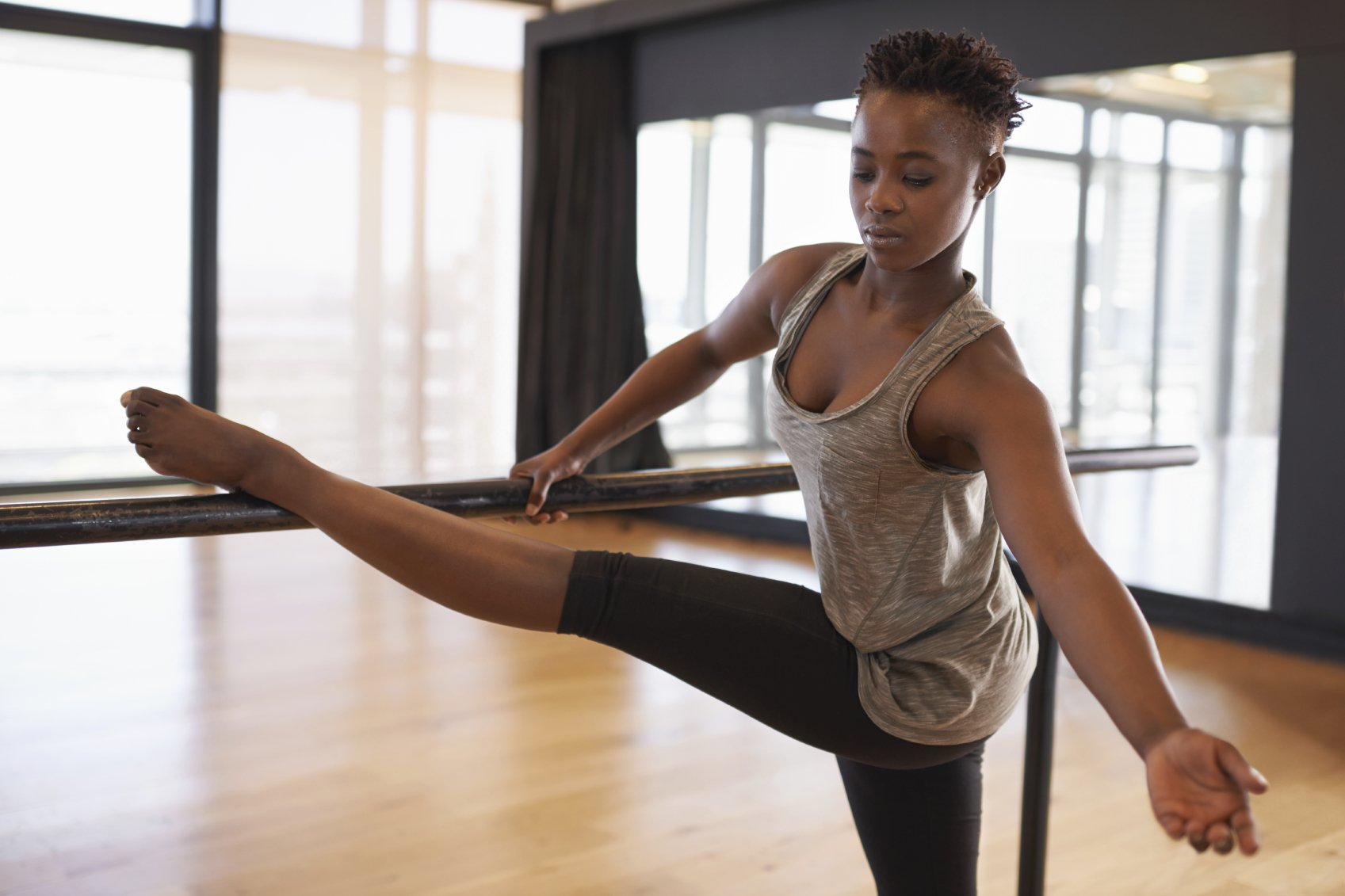 many dance studios offer beginner ballet for adults