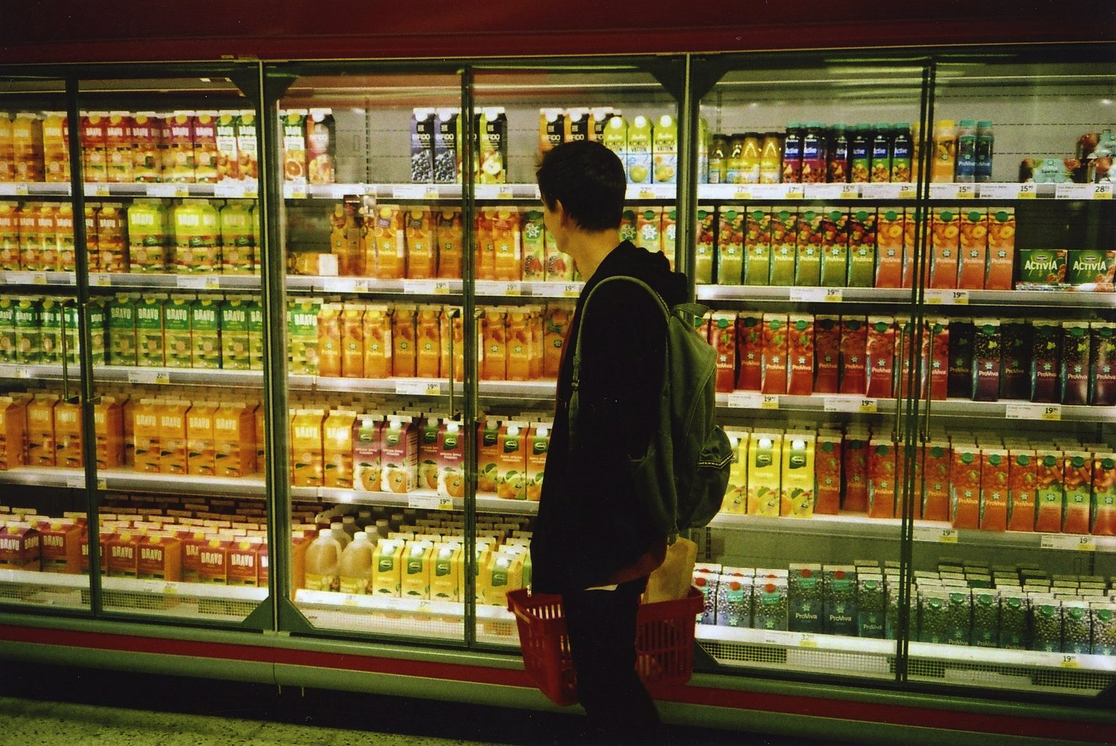how can you know what's healthy at the grocery store?