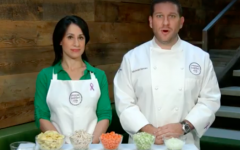 chef and dietician pair up to make healthy thanksgiving leftover recipes