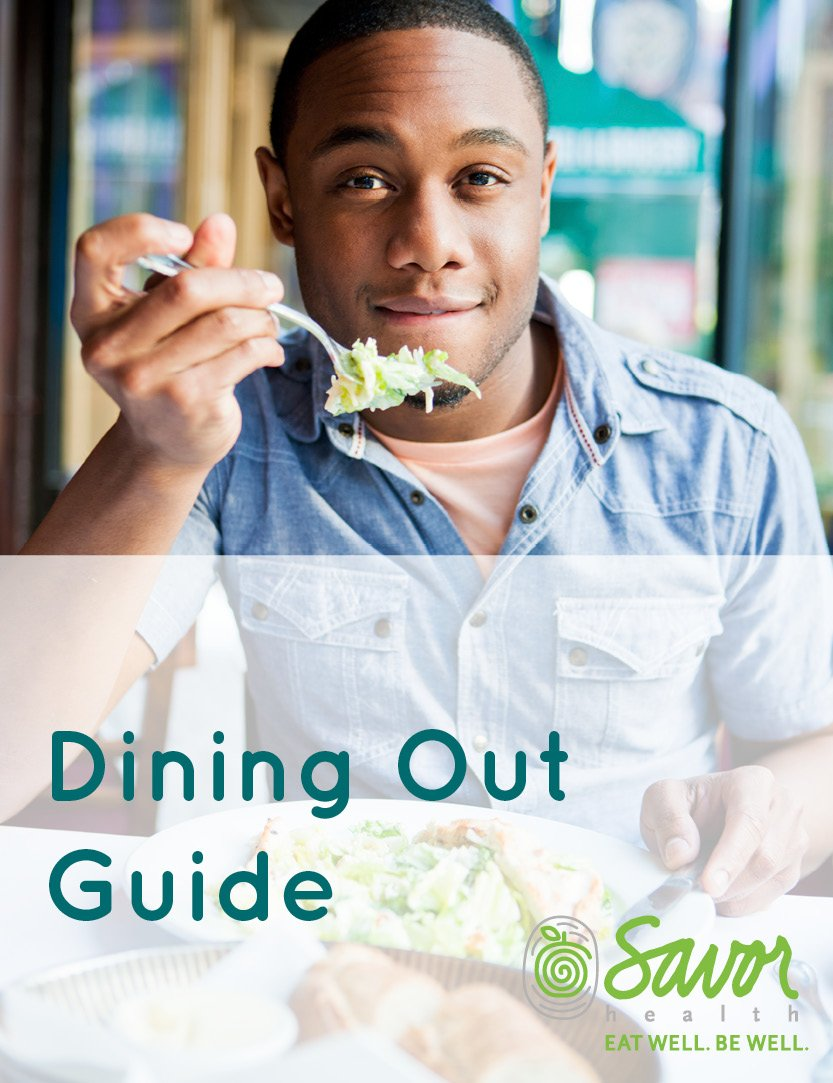 dining out guide for cancer patients and survivors