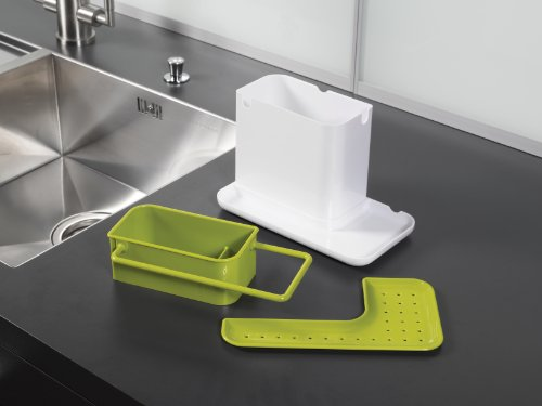 Joseph Joseph Sink Caddy Kitchen Soap And Sponge Holder
