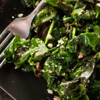 Homemade Healthy Sauteed Swiss Chard