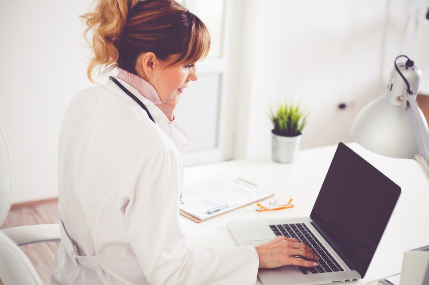 dietitian counseling over video chat