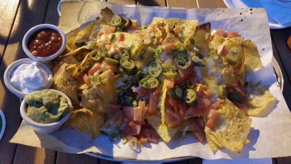 These nachos could be made a lot healthier...and more delicious