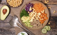 veggie grain bowl