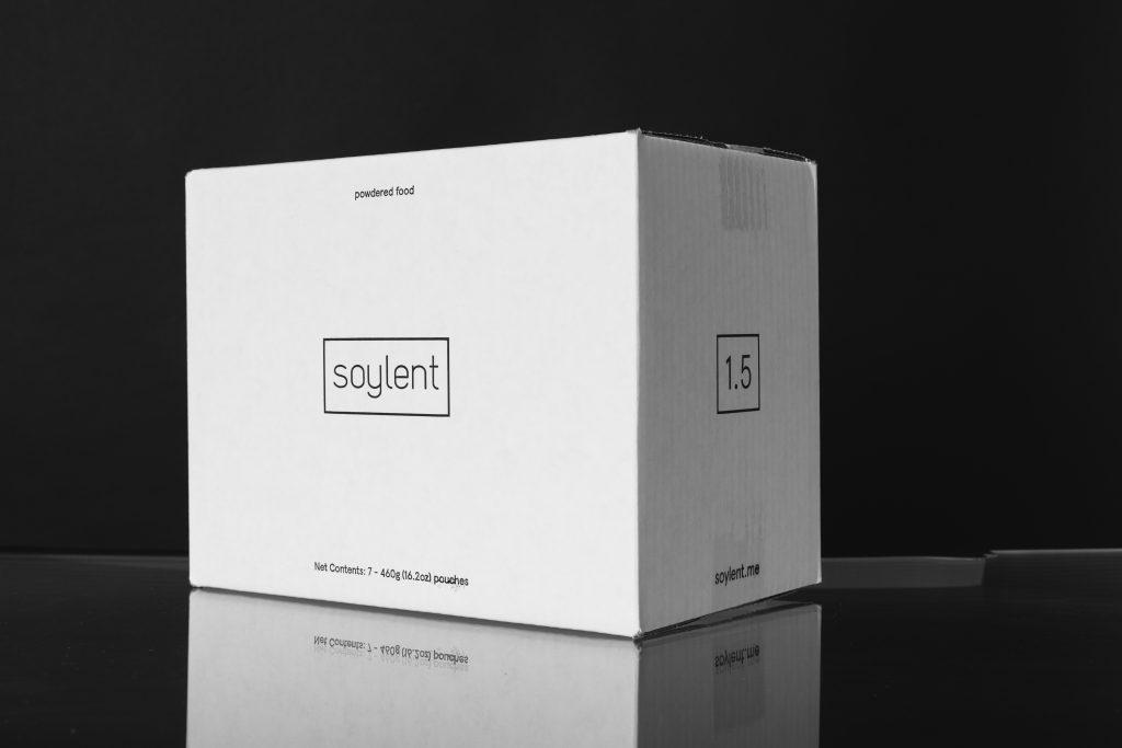 a box of soylent